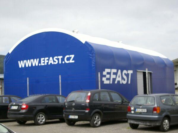 Realizace skladové haly GA Profi Plast